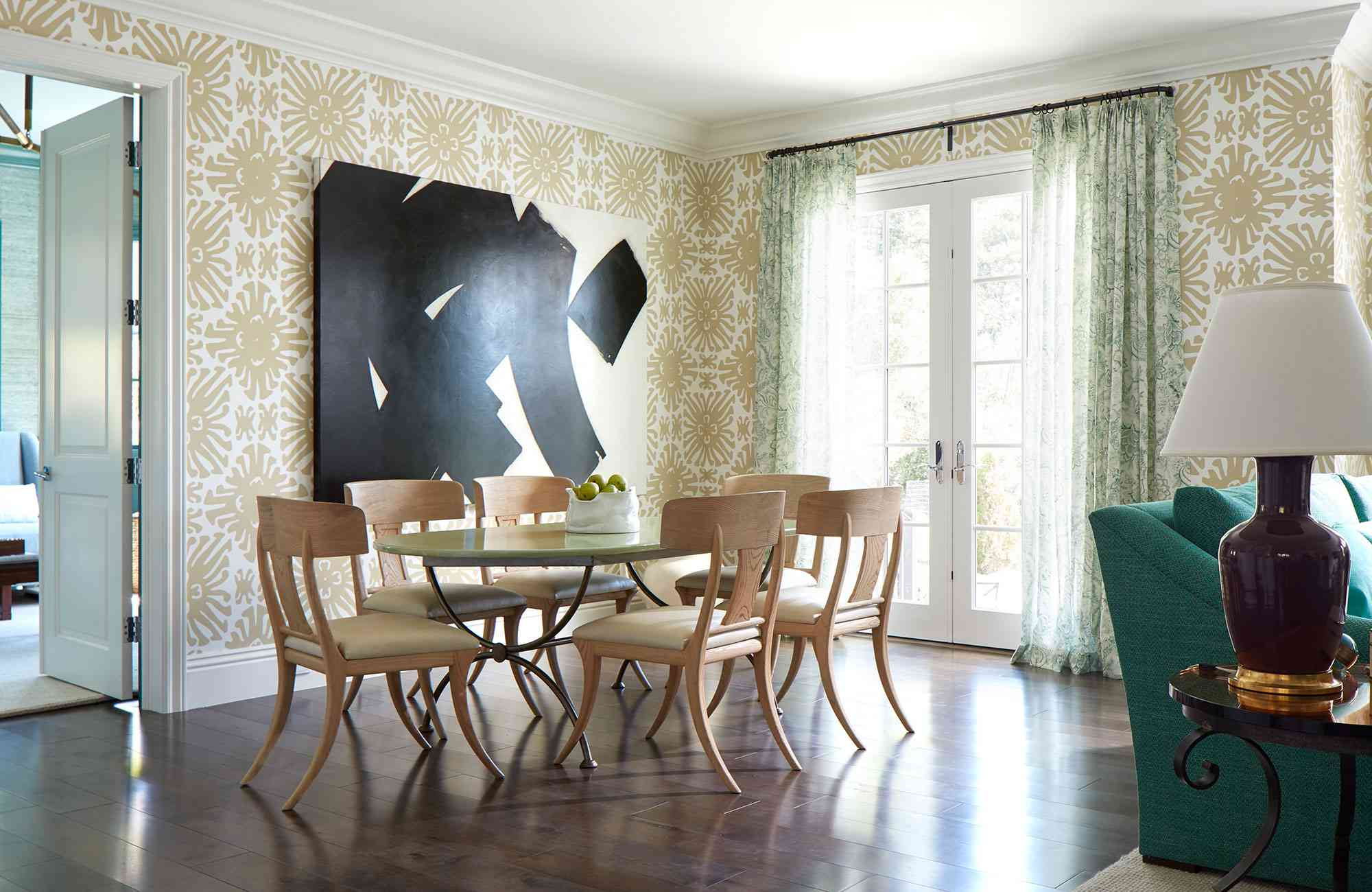 wallpaper chartreuse color
