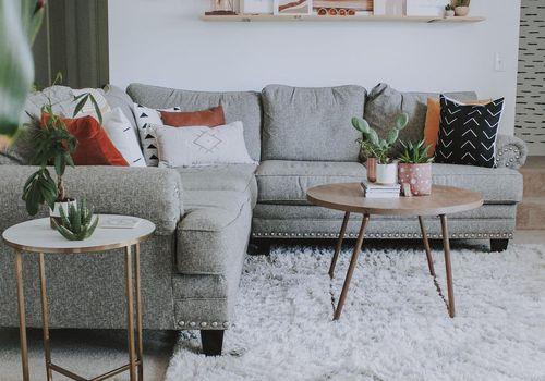 living room carpet ideas gray