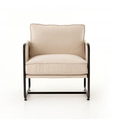 Alena Chair, Cream