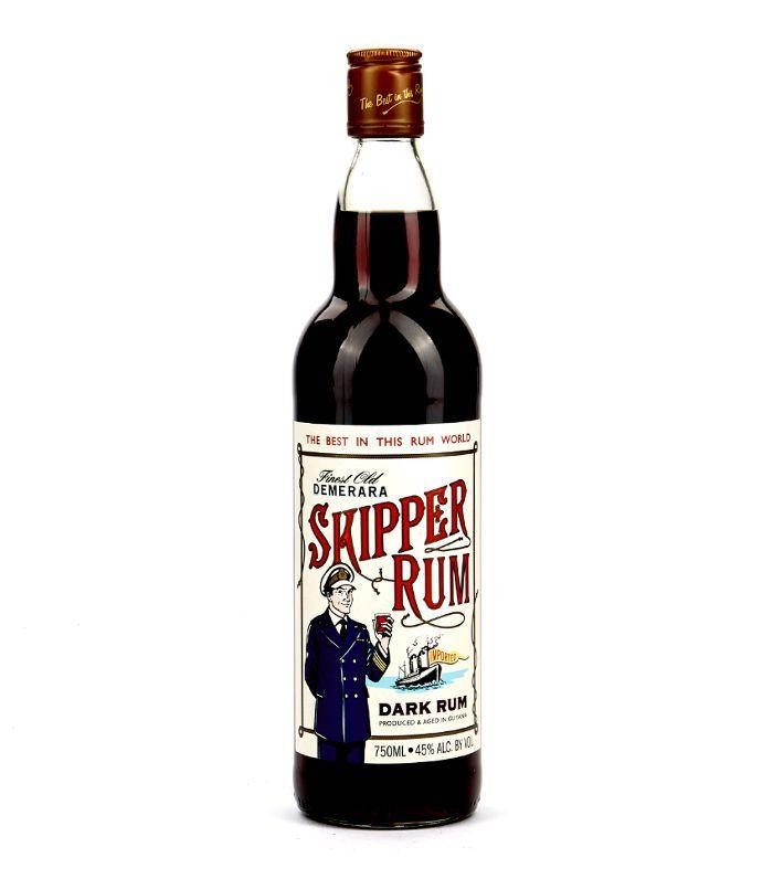 Demerara Skipper Rum