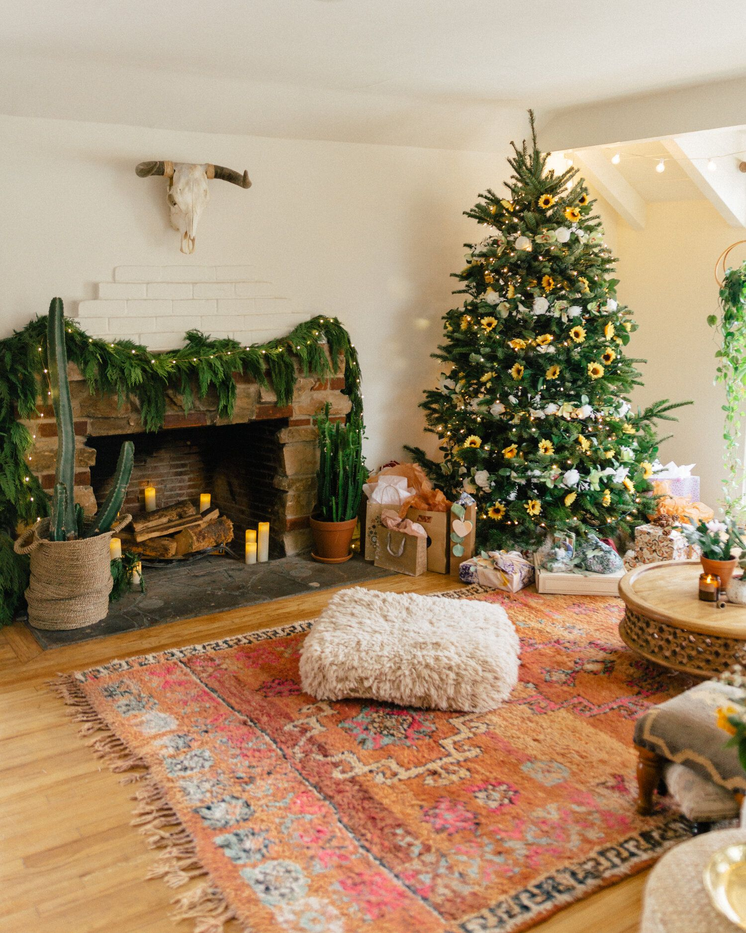How To Use Natural Materials In Your Holiday Decor