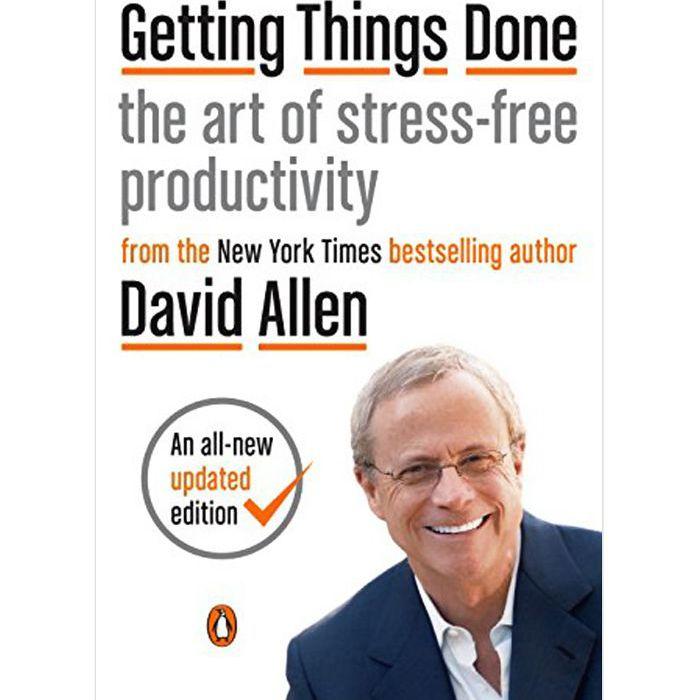 Cómo hacer las cosas por David Allen