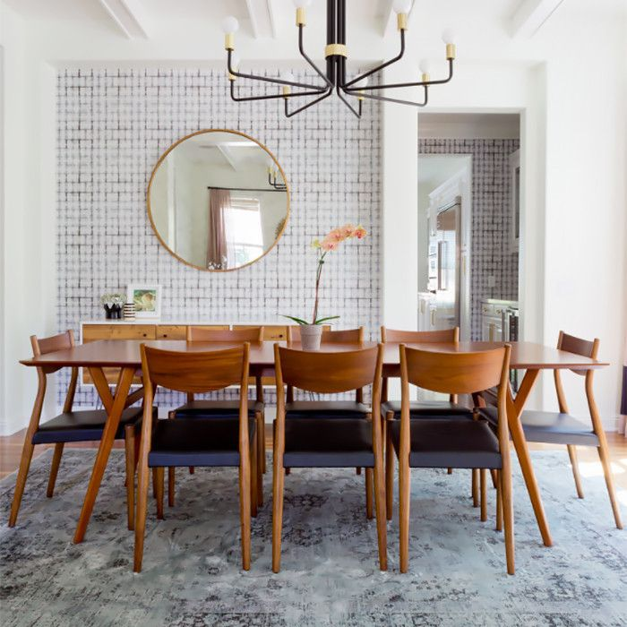 International Mid Century Dining Room: Décor Formulas That Always Look Expensive