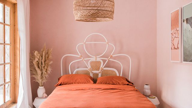 25 Adult Friendly Pink Bedrooms
