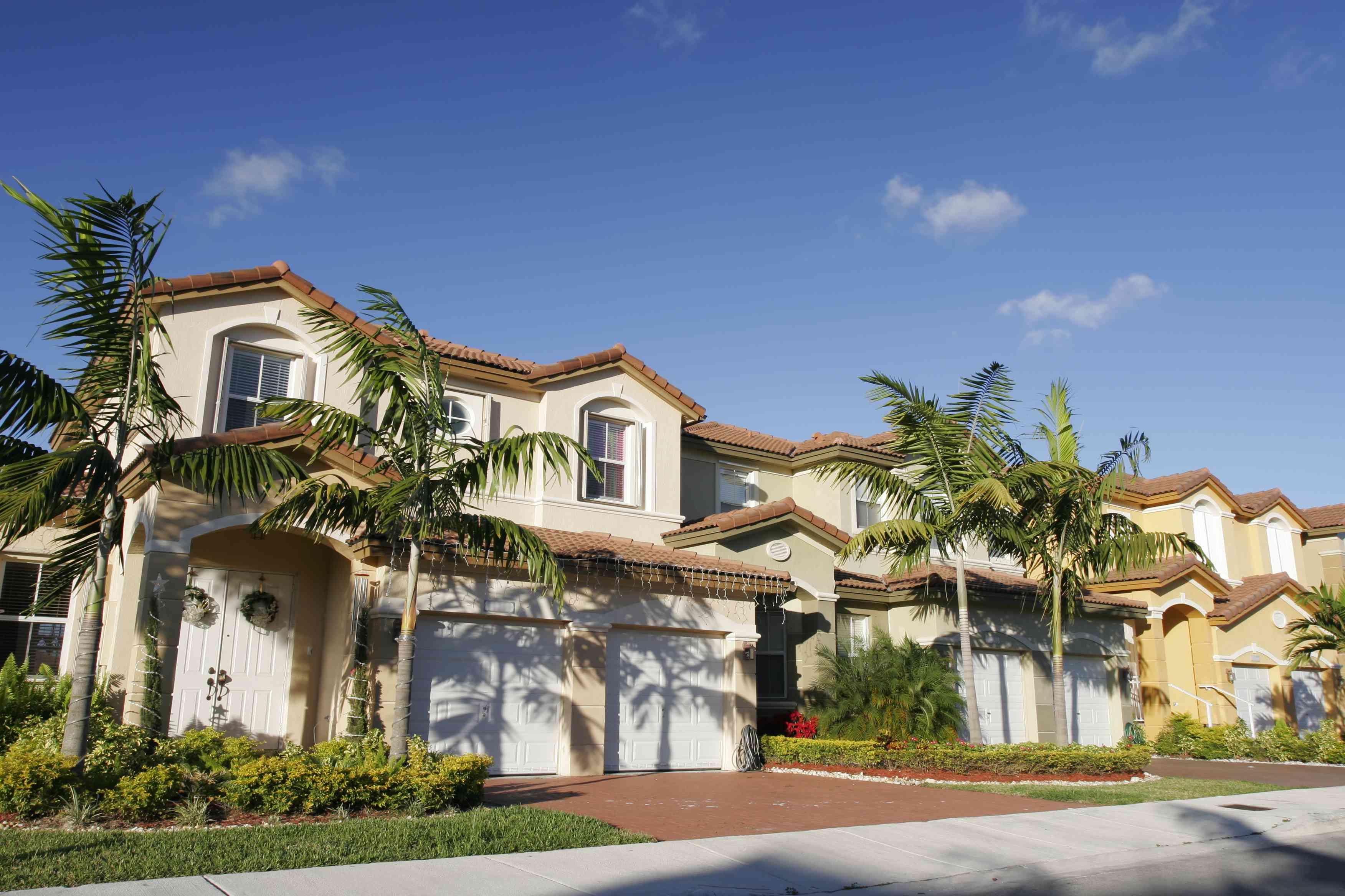 popular home styles - mediterranean style home