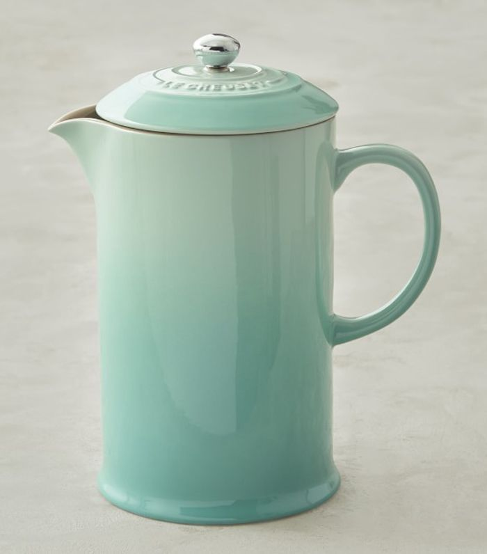 Le Creuset Cafe Stoneware French Press