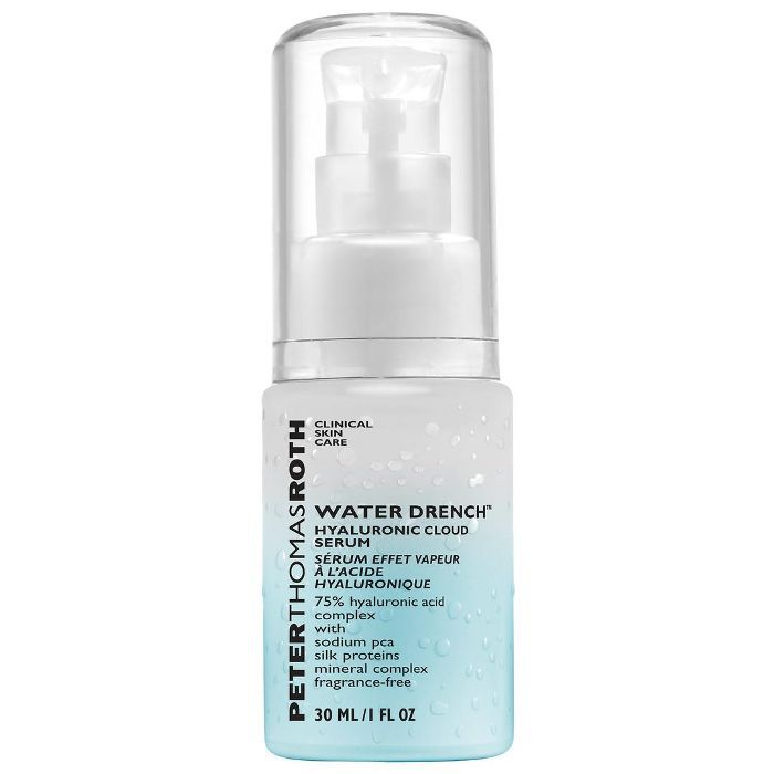 Peter Thomas Roth Water Drench Hyaluronic Cloud Serum Hyaluronic Acid Supplements