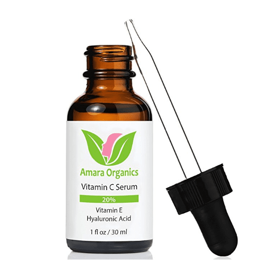 Amara Organics Vitamin C Serum for Face
