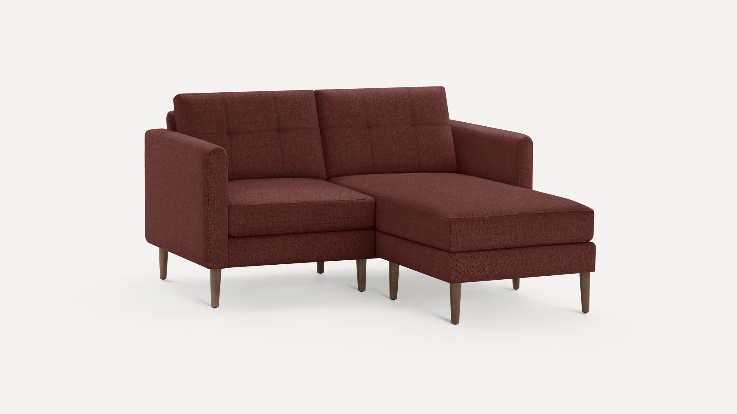 Arch Nomad Loveseat with Chaise