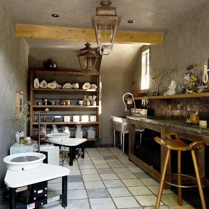 Jeremiah Brent Ceramic Room