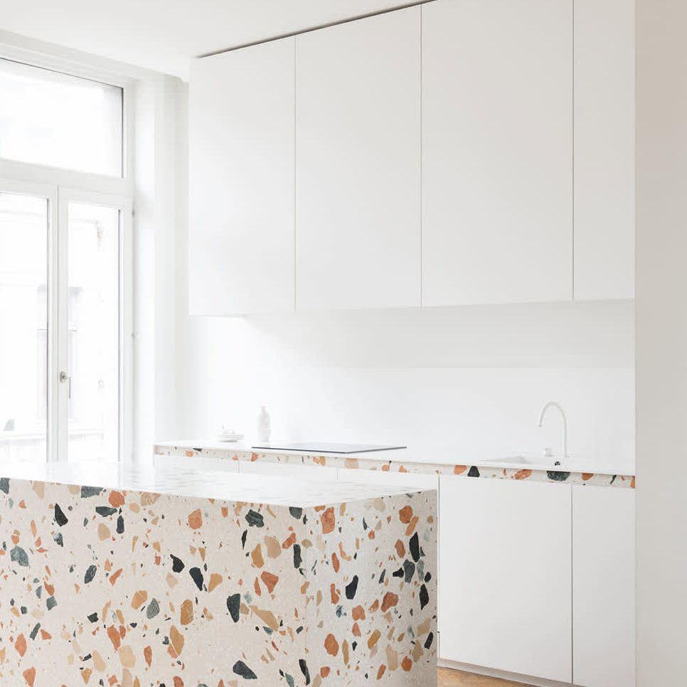 Terrazzo kitchen