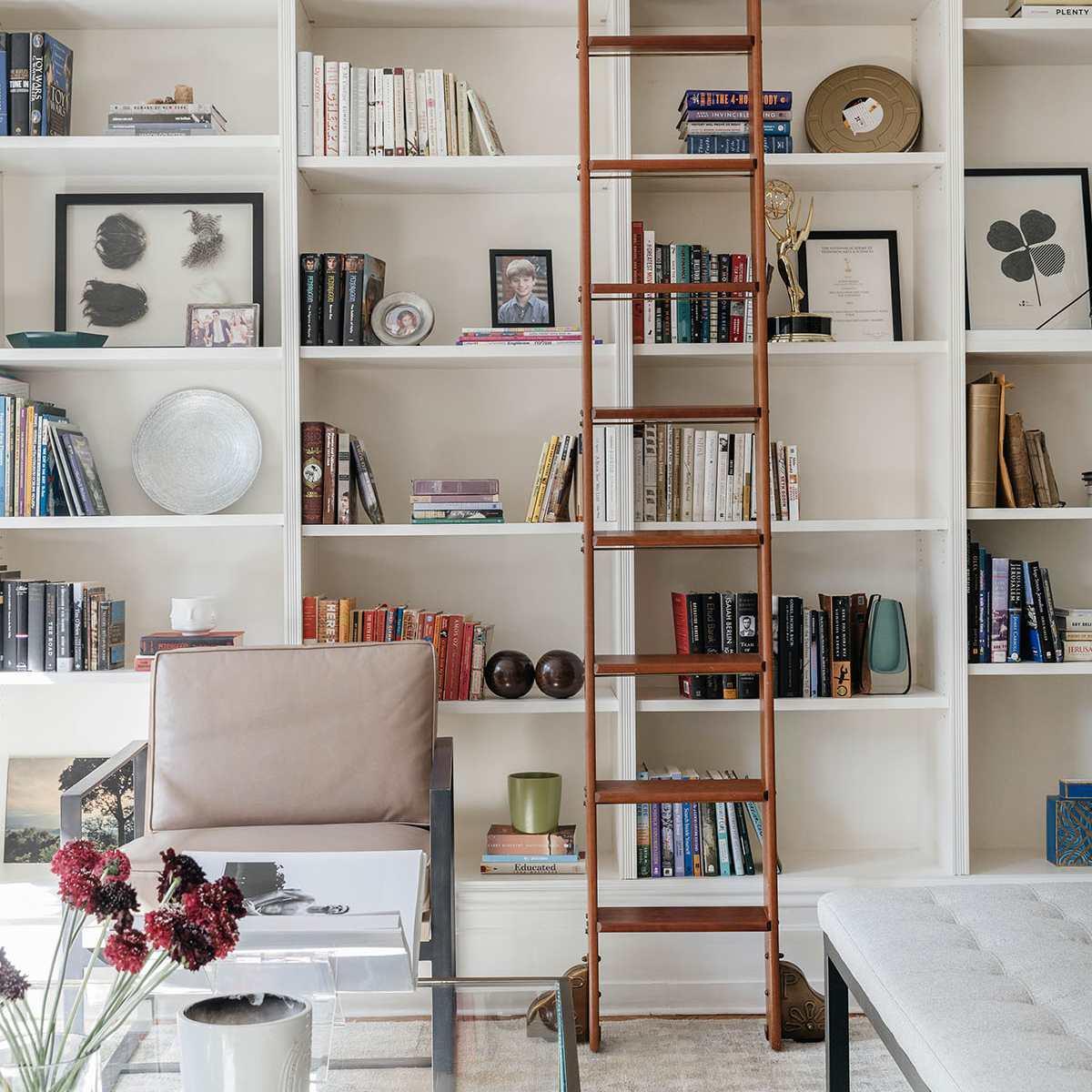 Biblioteca del hogar