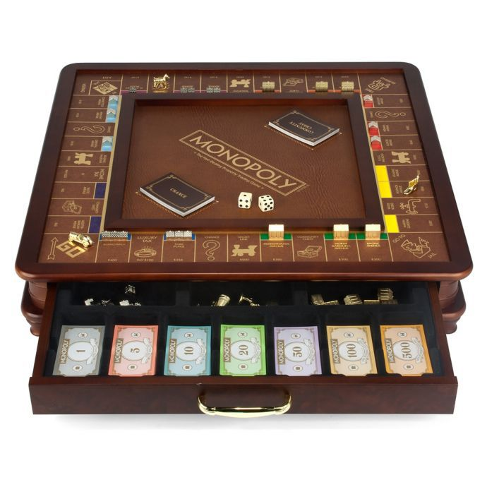 Monopoly Luxury Edition