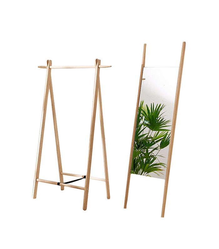 Super Simple Wooden Closet Set