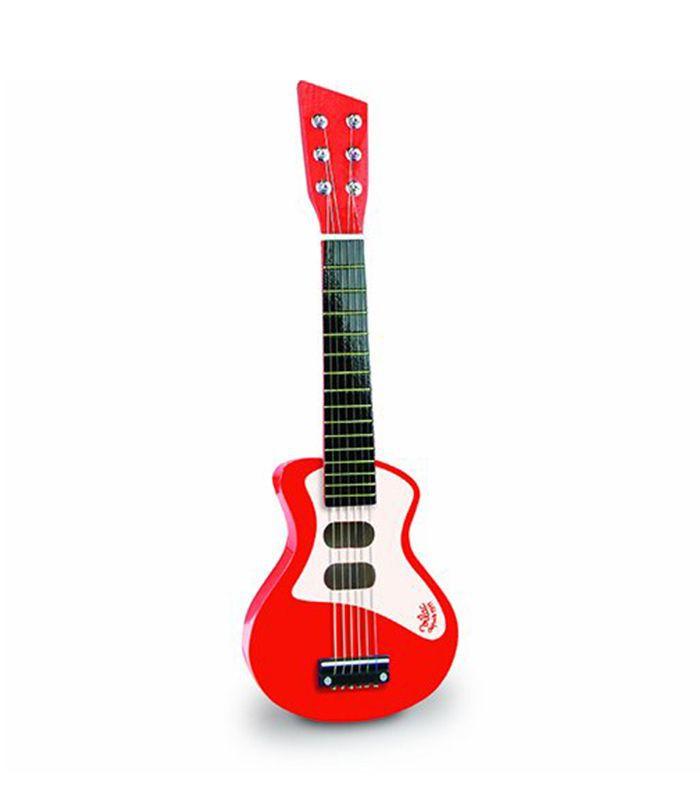Lilac Rock N Roll Guitar