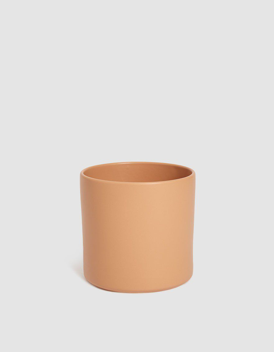 Ceramic Planter in Terracotta