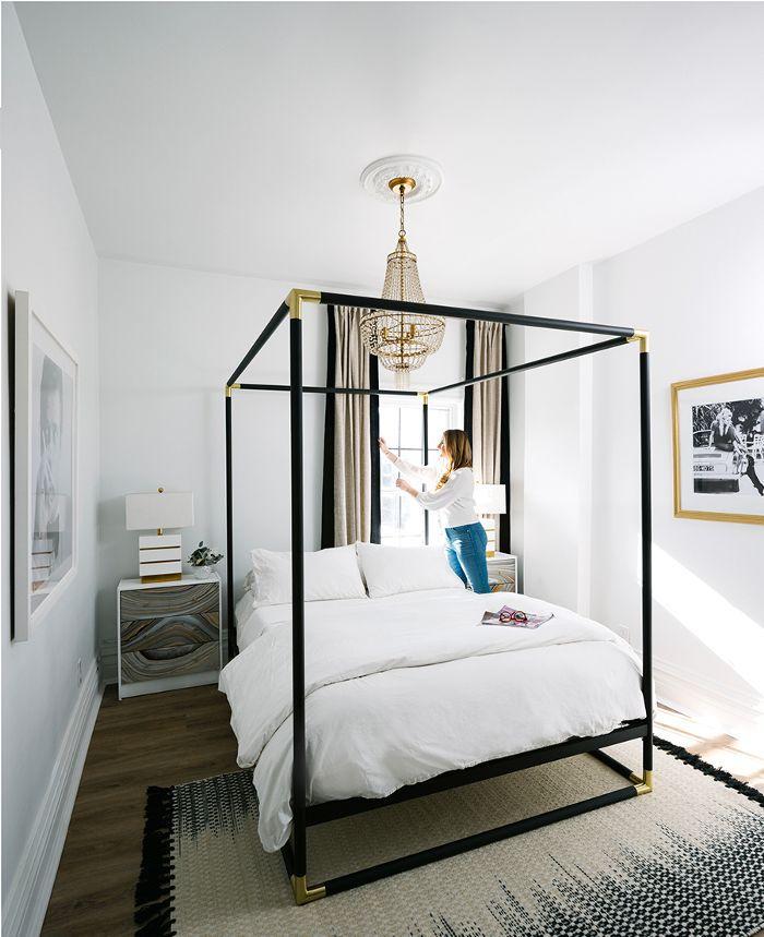 Townhouse Décor Ideas — Guest Room