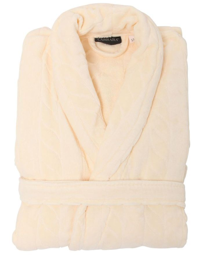 GIN COTTON BATHROBE
