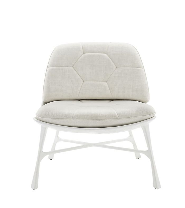Bordeaux White Chair