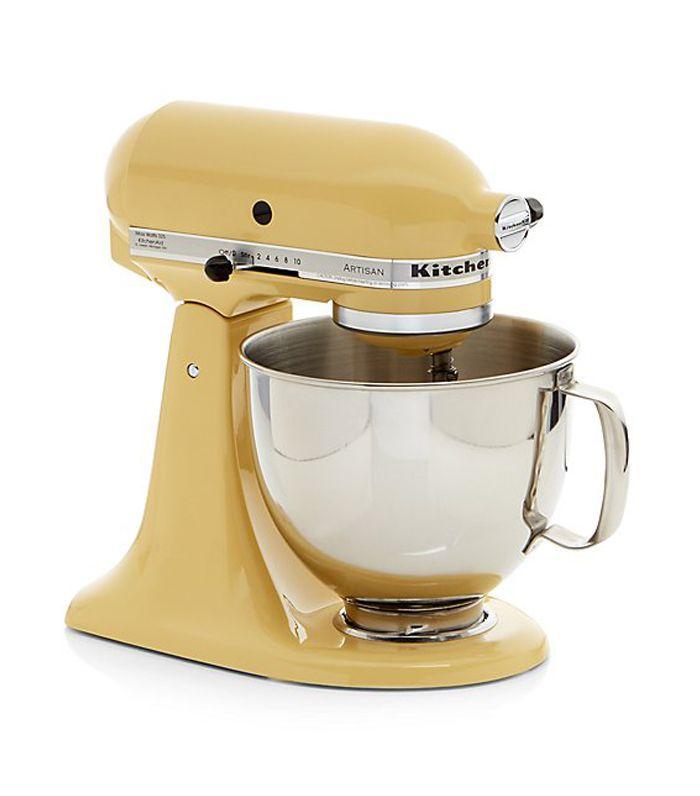 KitchenAid ® Artisan Majestic Yellow Stand Mixer