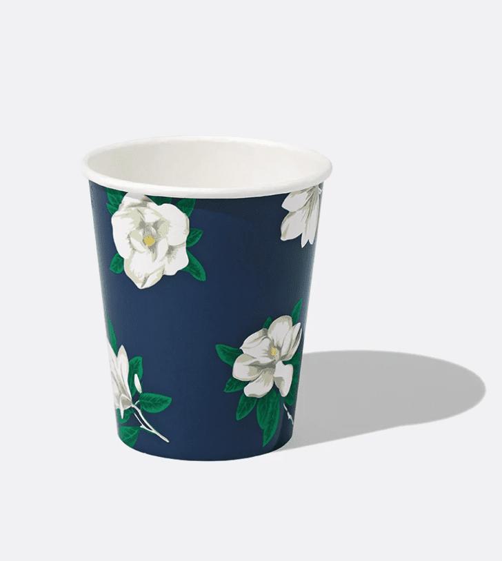 magnolia paper cup