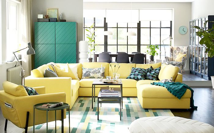 This Is Our Editors\' Favorite IKEA Living Room Furniture