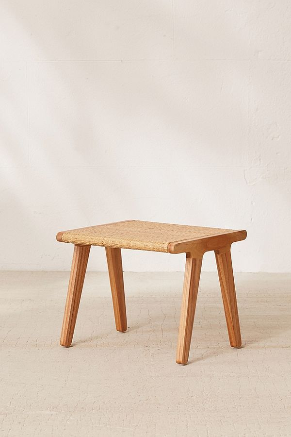 Petra Rattan Side Table