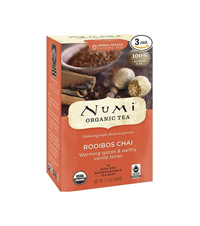 Numi Rooibos Chai Tea
