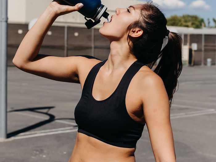 what happens with a drink only water diet?