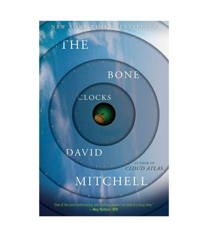 David Mitchell The Bone Clocks Best Books for Long Flights