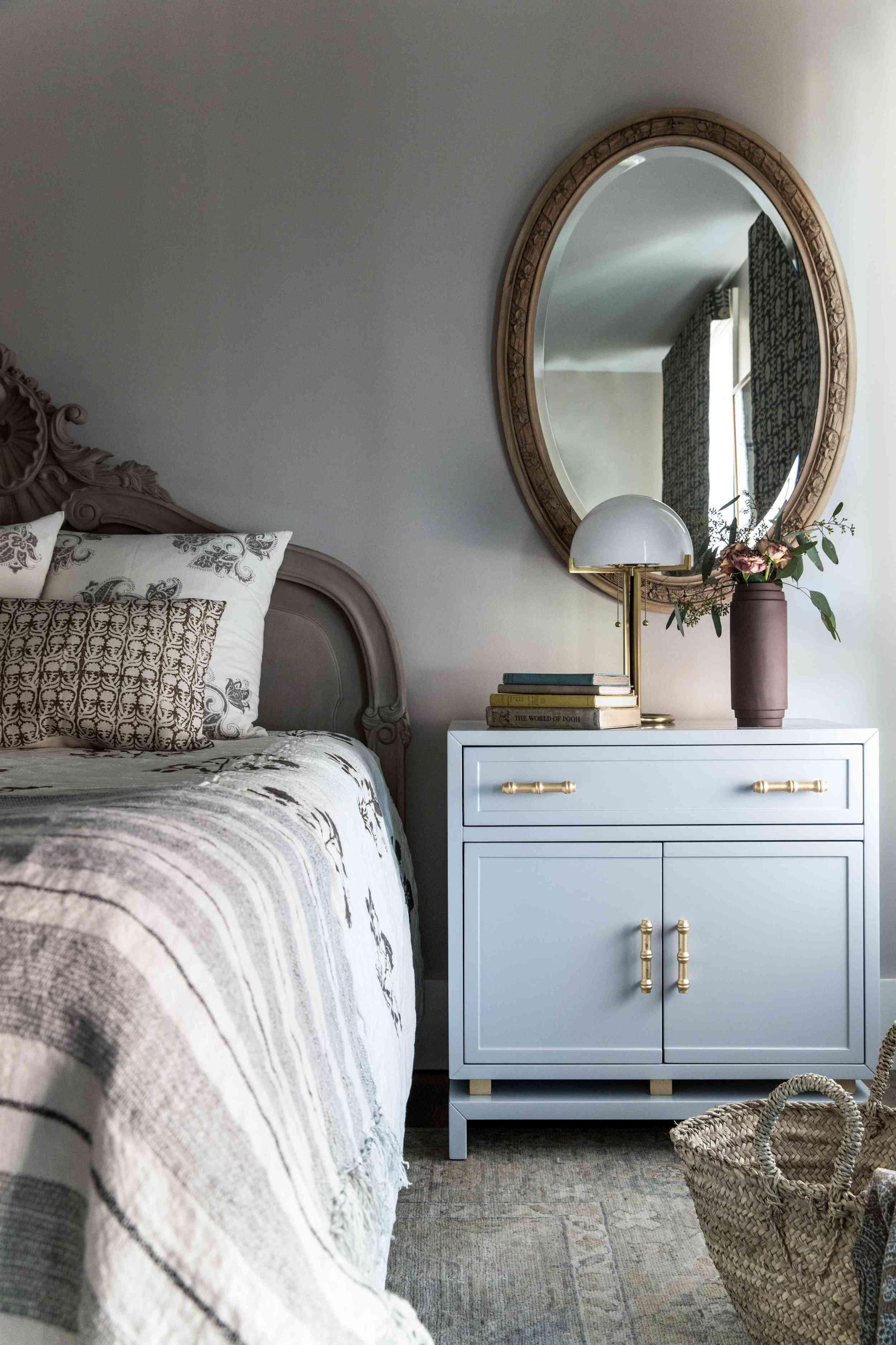 Bedroom by Tyler Karu Design + Interiors