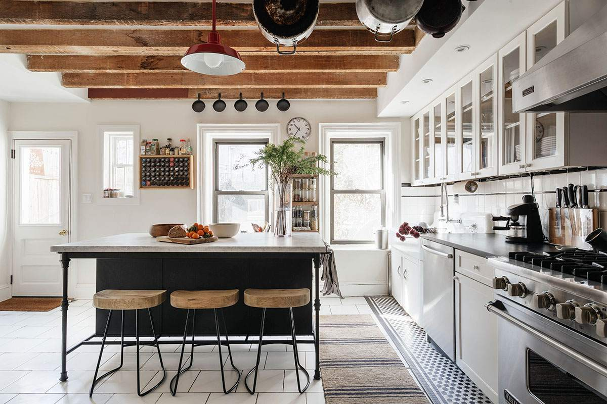 Inside A Stunning 1800s Home In New York S Historic Park