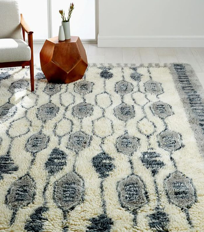 Ideas on How to Divide a Room Rug