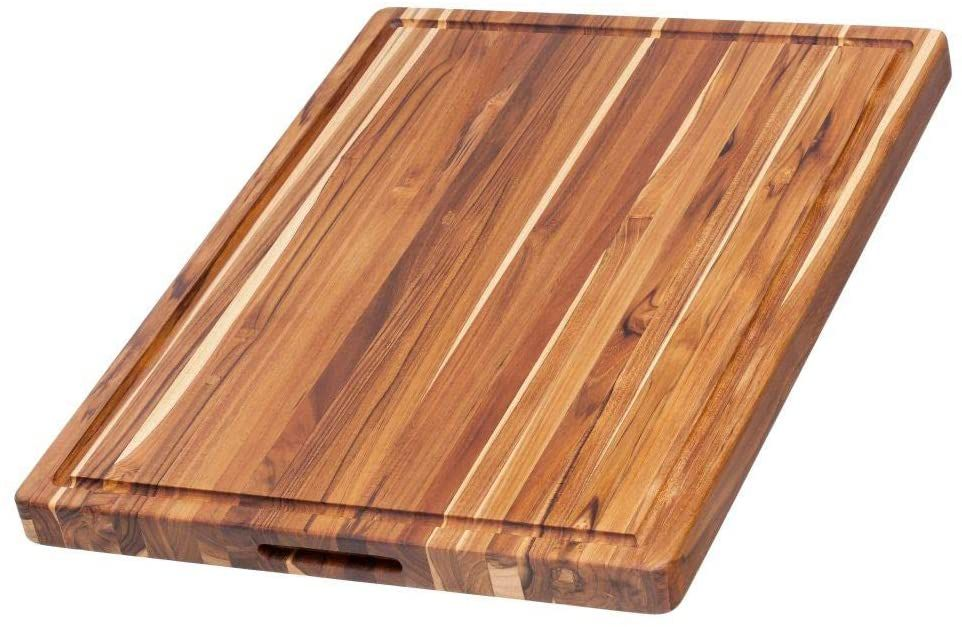 Teakhaus Edge Grain Carving Board