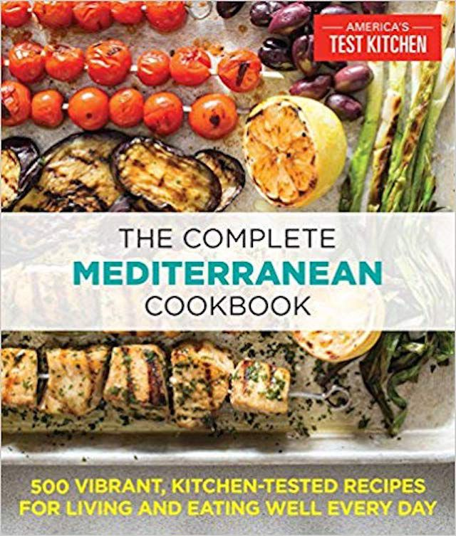 The Complete Mediterranean Cookbook, America's Test Kitchen