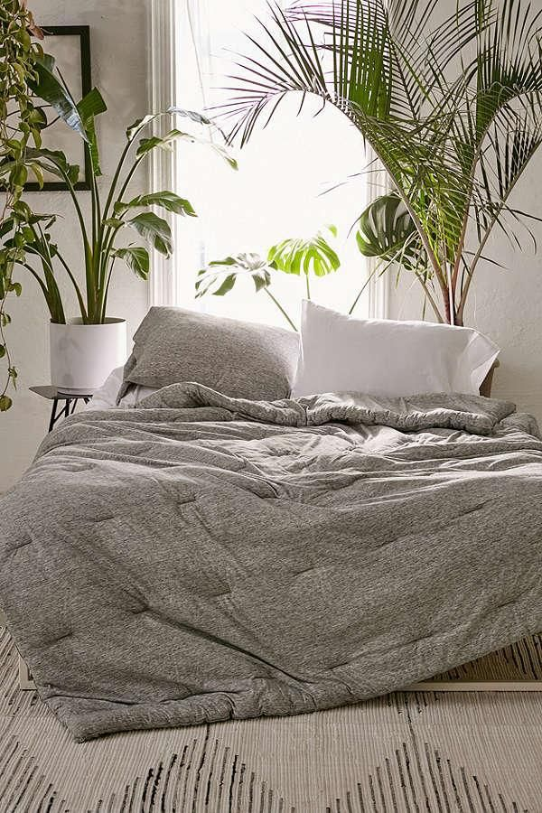 Urban Outfitters T-Shirt Jersey Comforter