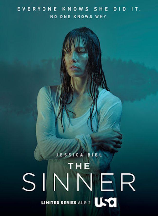 The Sinner movie poster.