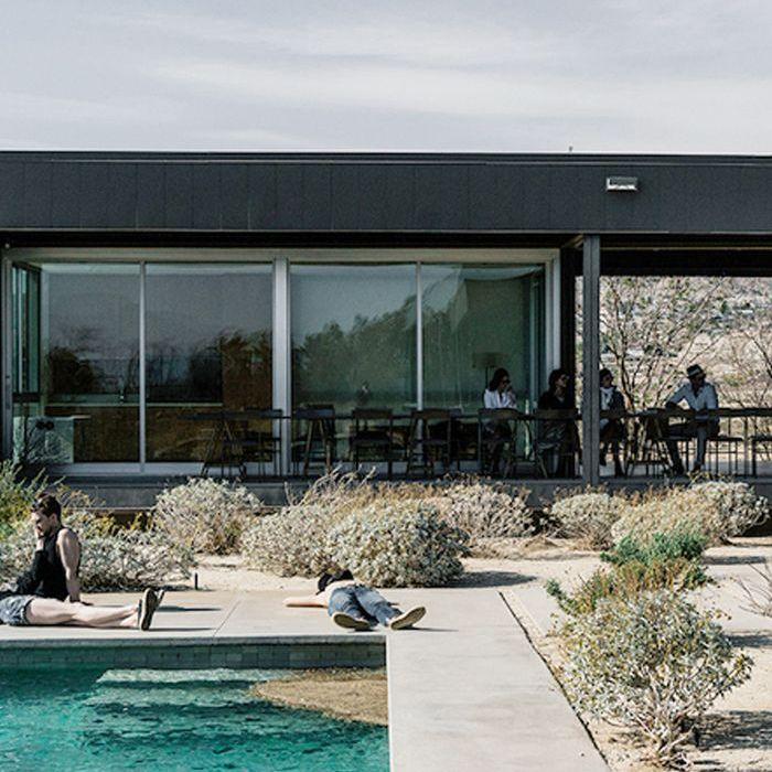 marmol radziner casa del desierto