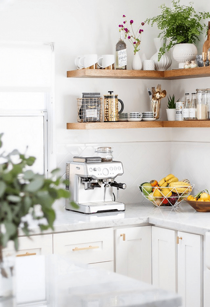 white kitchen—IKEA
