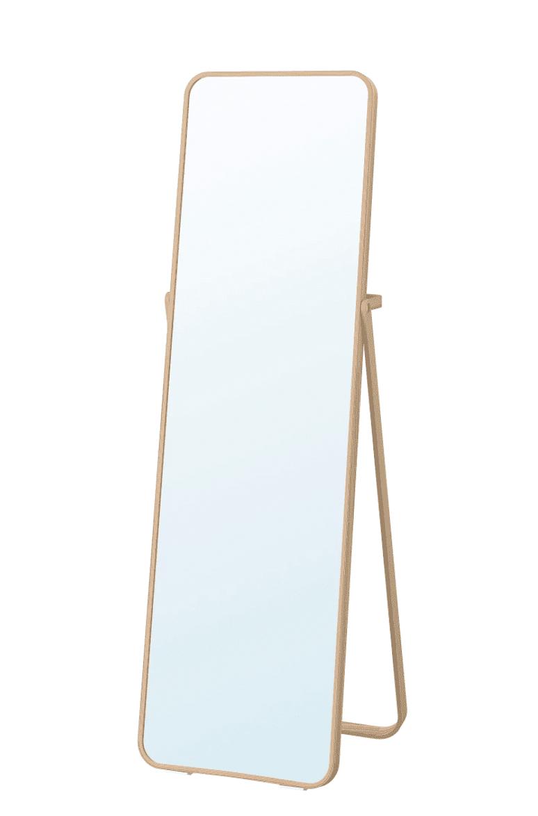 Ikorness floor mirror
