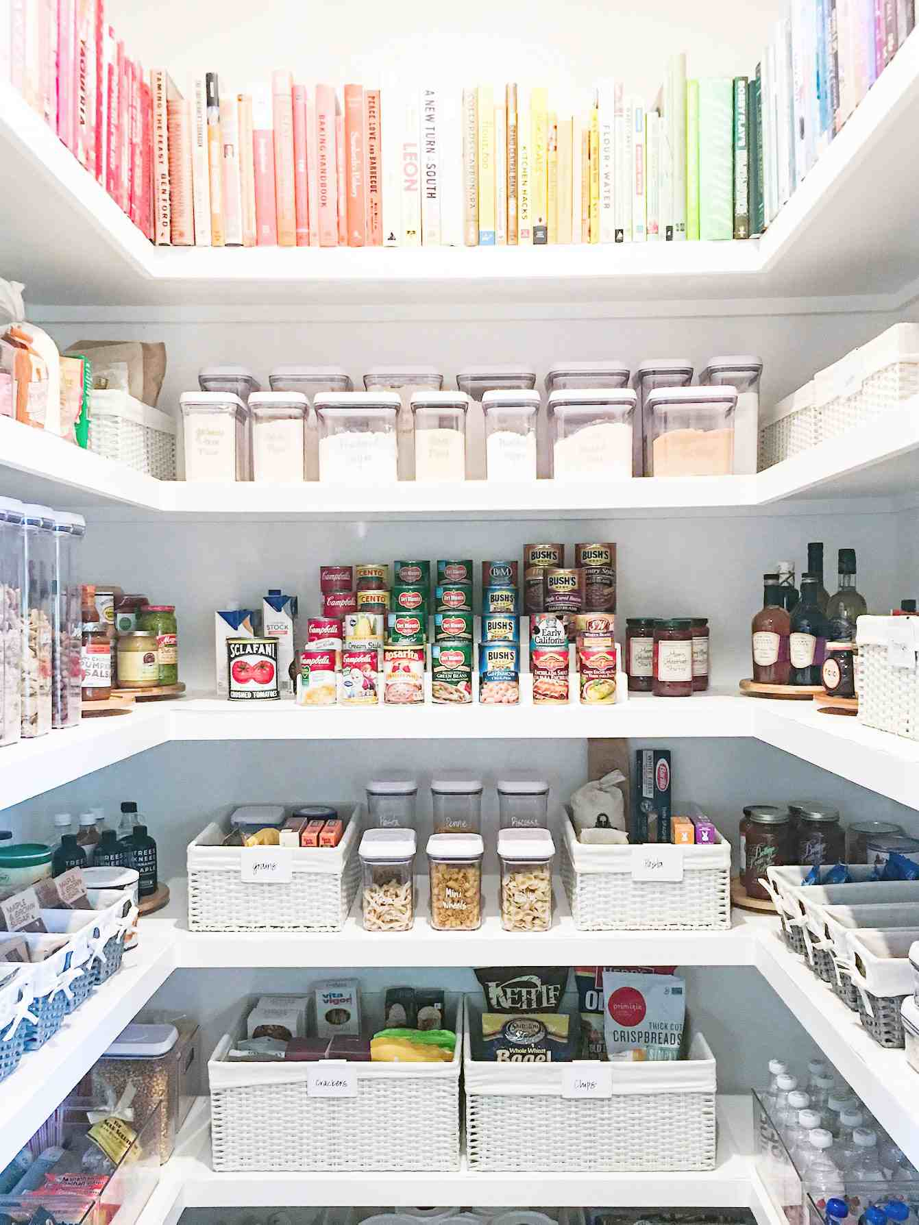 A Pro Shares 6 IKEA Kitchen Pantry Organization Ideas for ...