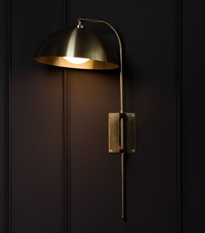 Allied Maker Clasp Wall Lamp