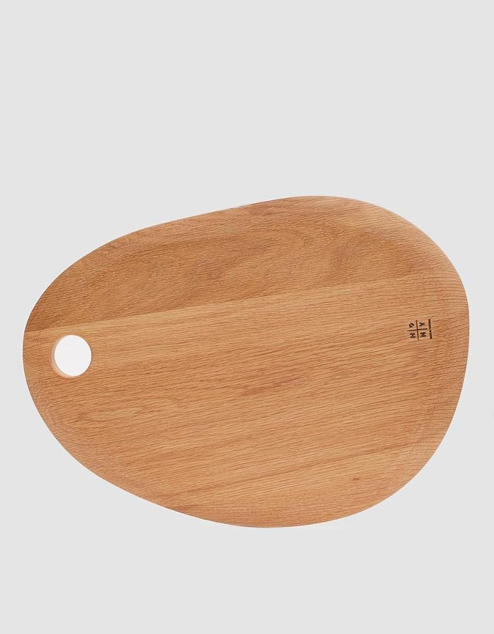 Simple Oak Cutting Board Large