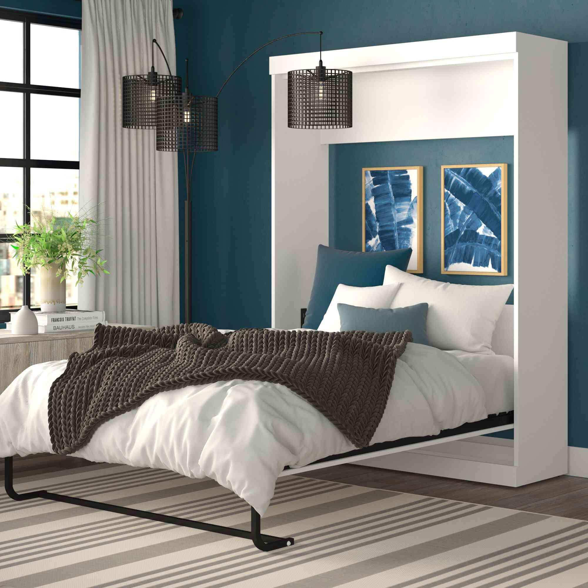 Zipcode Design Colquitt Murphy Bed