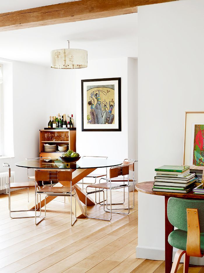 French Apartment Décor