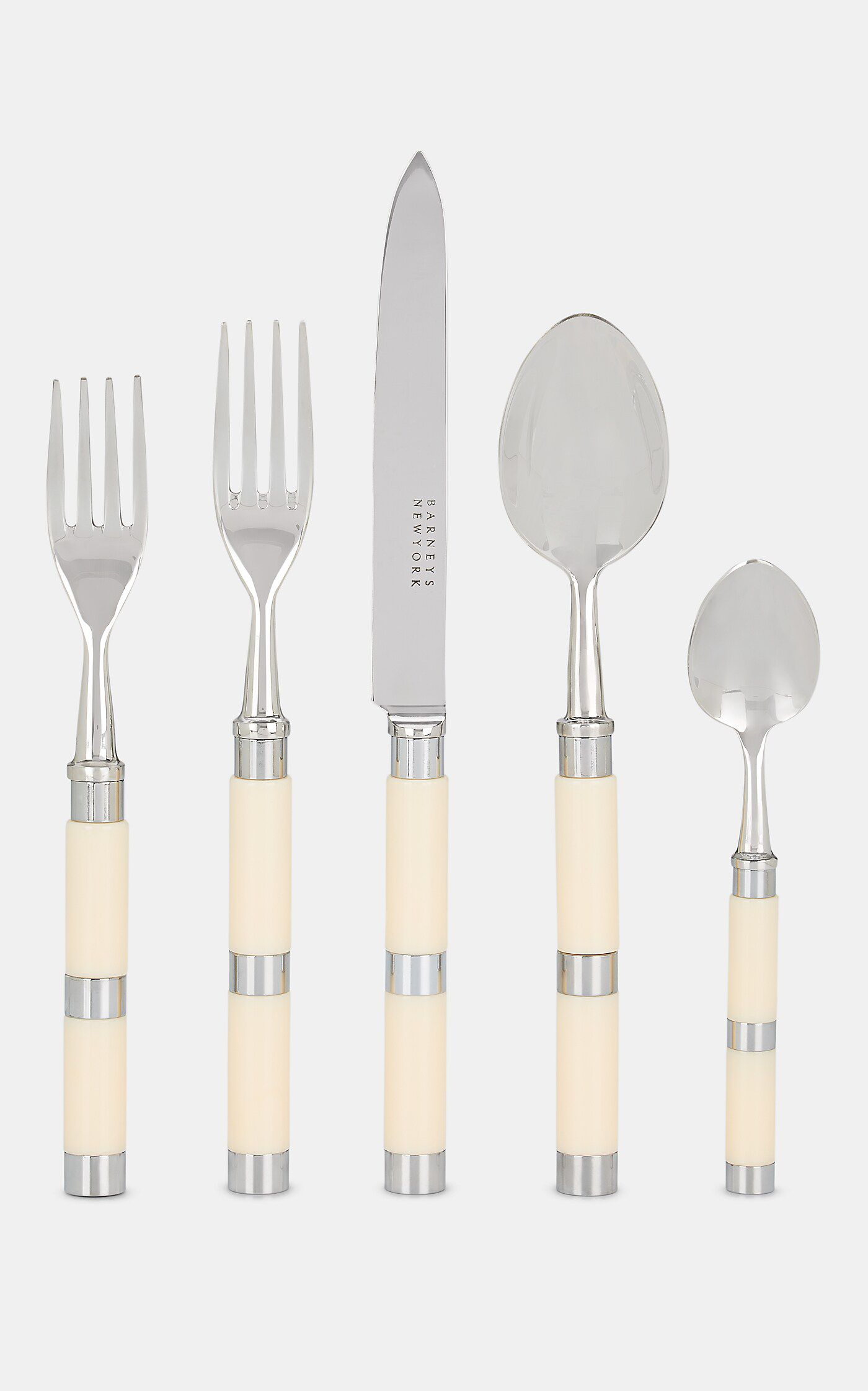 Carla 5-Piece Flatware Set
