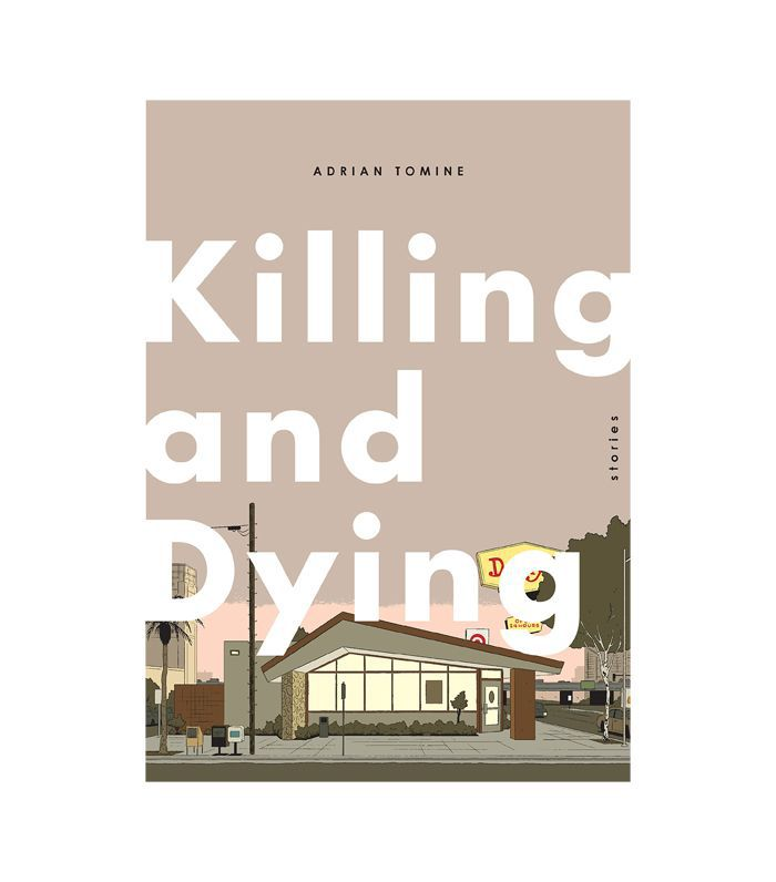 Adrian Tomine Killing and Dying