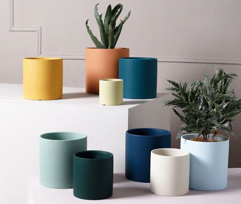 Etsy Ceramic Planter