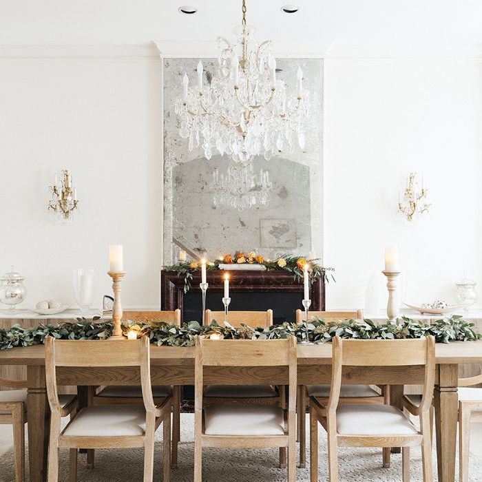 Holiday Décor Trends — Dining Room