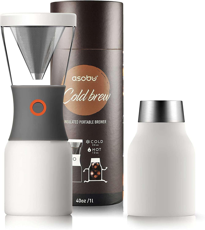 Asobu Cold Brew Portable Coffee Maker